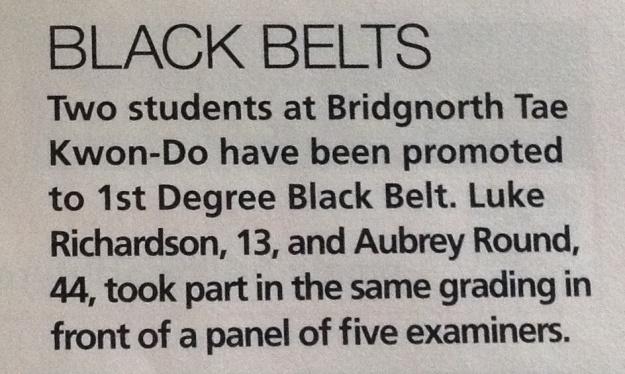 Shropshire Review, May 2014
