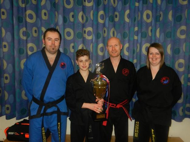 GTI's Best School cup - doing a tour of Bridgnorth!
